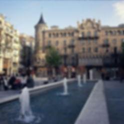 Plaça de Sant Domènec
