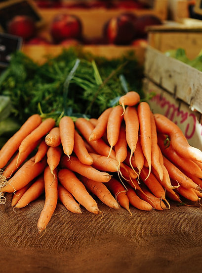 Carrot Bunch Large