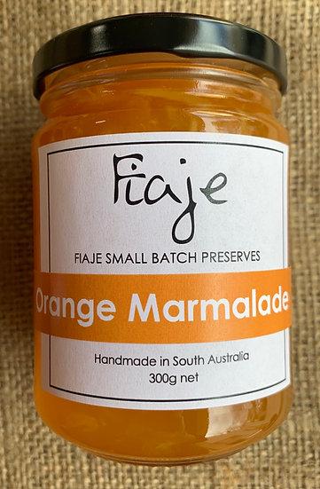 Fiaje Orange Marmalade 300g