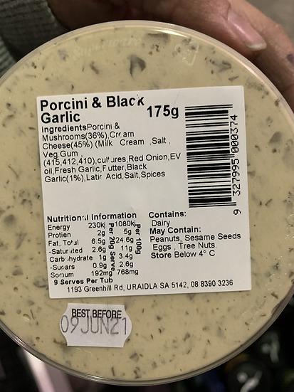 BC Porcini & Black Garlic