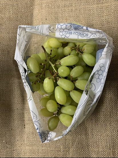 Grapes white seedless (queensland) 1kg