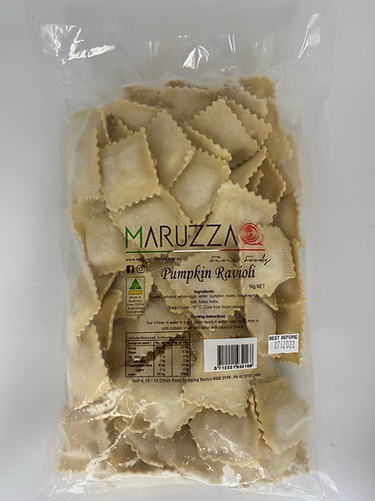 MFF Spinach & Ricotta Ravioli 1 KG Maruzza Fine Foods