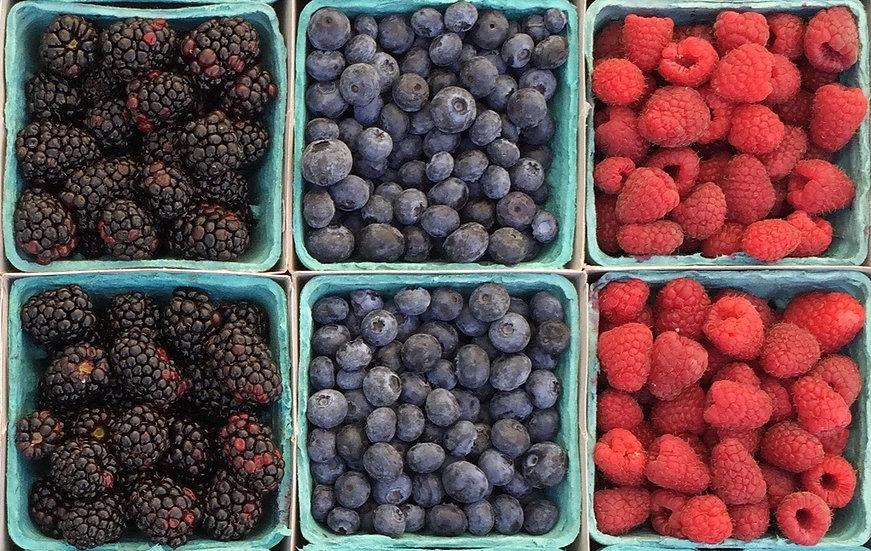Australian Frozen Mixed Berries 1KG
