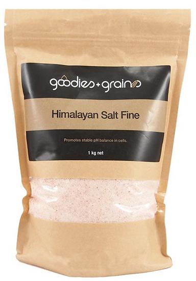 GG Himalayan Salt Coarse 1kg Goodies & Grains