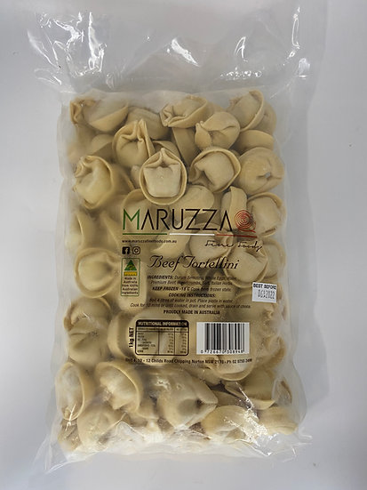 MFF Beef Tortellini 1 KG Maruzza Fine Foods