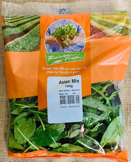 RF Asian mix 120g salad mix