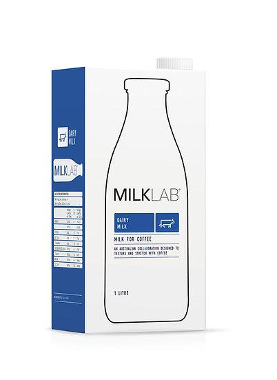 Milk Lab Dairy Milk 12 x 1 Ltr Carton