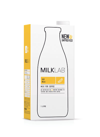 Milk Lab Soy Milk 2 for $9