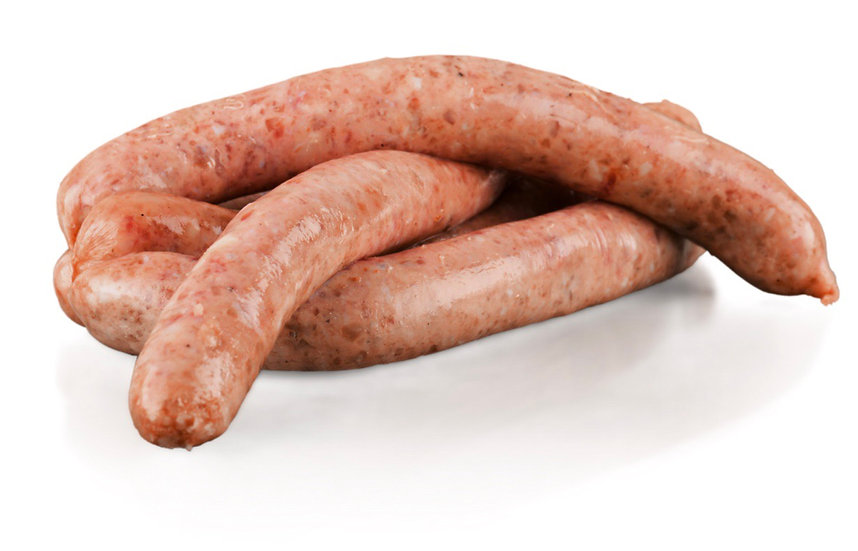 MM Thin BBQ Beef Sausages (Gf) 500g