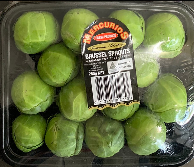 Brussel Sprout Green (Pre Packs 250g)