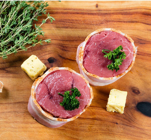 MM Premium Fillet mignon steak portions 1KG