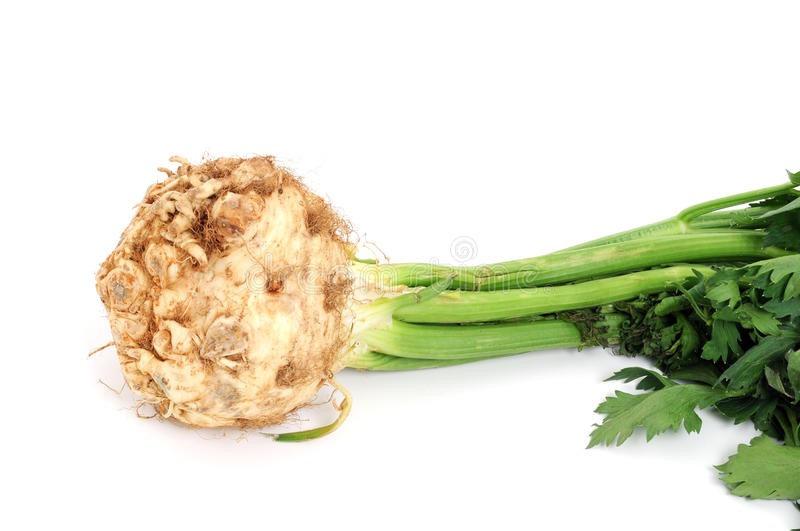 Celeriac bulb