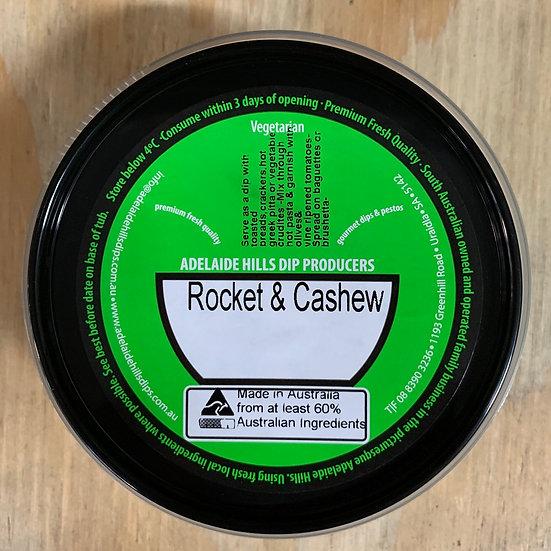 BC Rocket and cashew