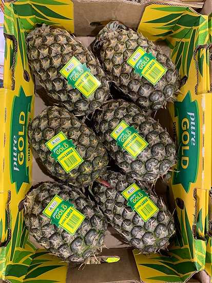 FFA Sweet Headless Pineapples
