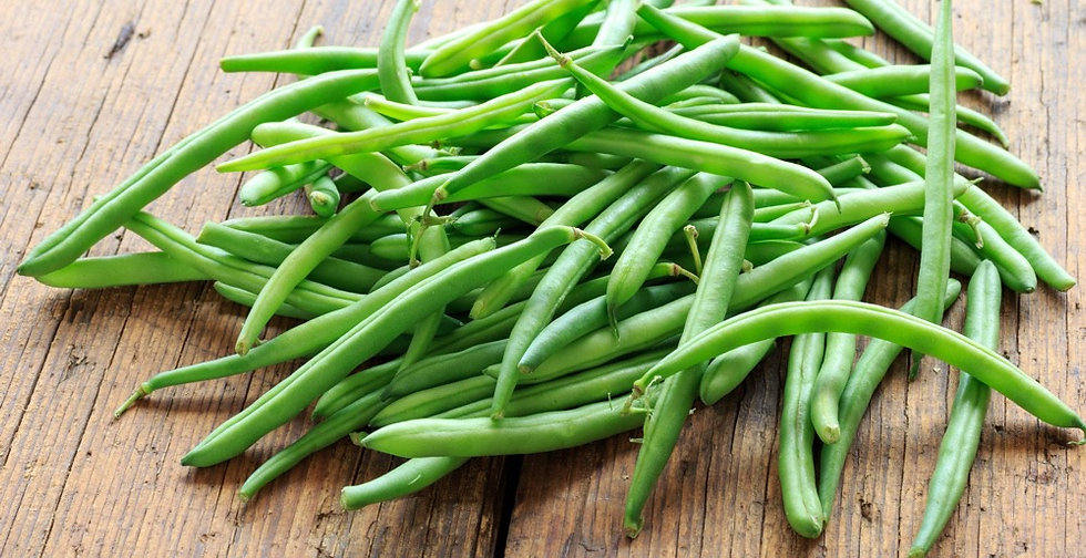 Beans Green 1kg (Hand Picked)