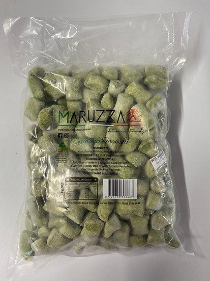 MFF Spinach Gnocchi 1 KG Maruzza Fine Foods