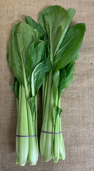 Asian greens (Choy Sum)