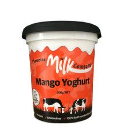 Fleurieu Milk Co's MANGO 500 g Yoghurt