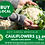 Thumbnail: BUY LOCAL SPECIAL WHOLE Cauliflower