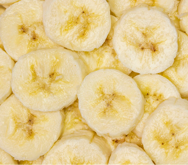 Australian Frozen Banana Pieces 2.5KG