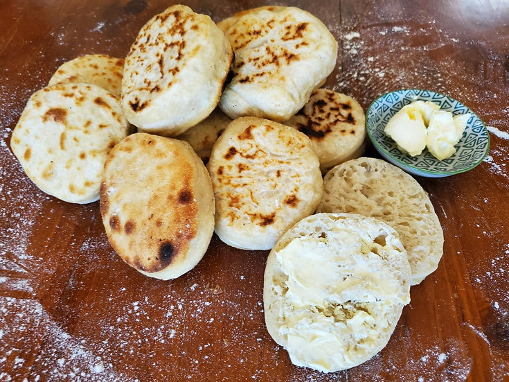 RR DELIVERED WEDNESDAY English Muffin 8 pk