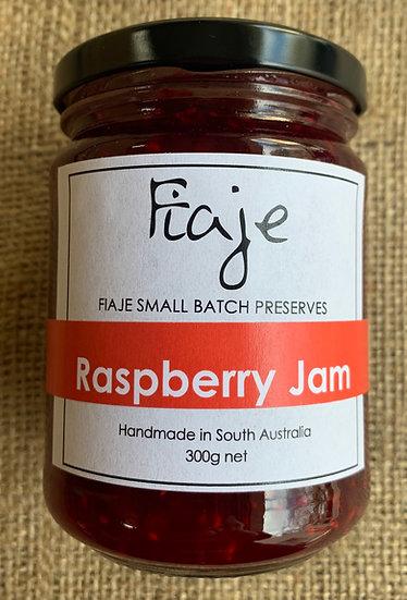 Fiaje raspberry Jam. 300g