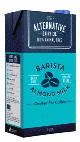 Alternative Dairy Co Almond Milk Carton