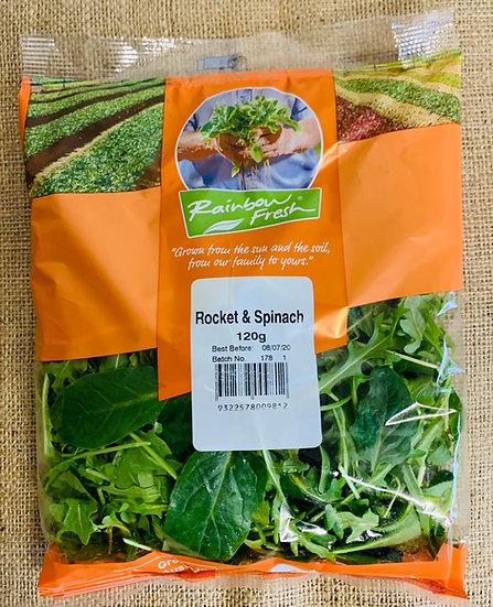 RF Rocket & Baby Spinach mix 120g