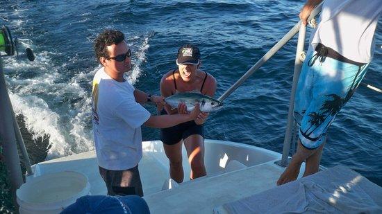 Marlin del rey Catamaran