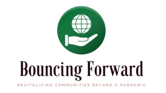 """Register for """"Bouncing Forward: Revitalizing Communities"""" on September 21, 2020"""
