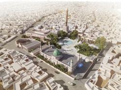 Al-Nuri mosque rehabilitation