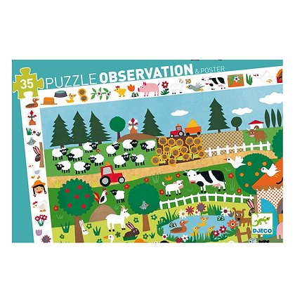 PUZZLE OBSERVATION