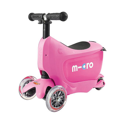 MICRO SCOOTER MINI DELUXE 2GO PLUS ROSADO