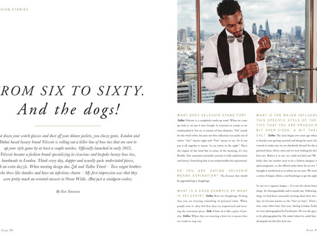 Cercle Magazine N.6 Feature