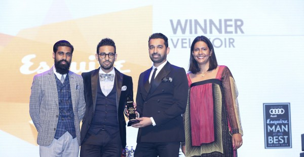 Esquire Man at His Best  awards 2014, held at Madinat Arena, Mina a Salam, Dubai,