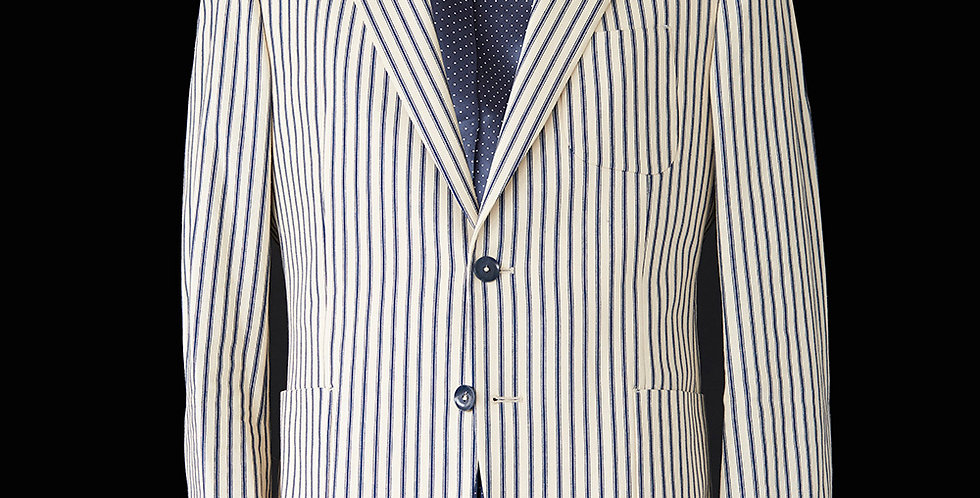 CB Striped Blazer