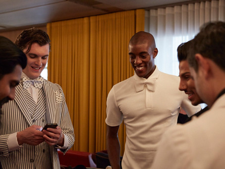 VIDEO: Behind The Scenes at Velsvoir SS16