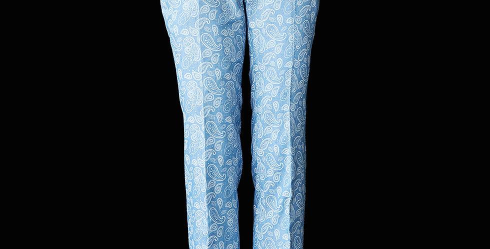 LB Paisley Trouser