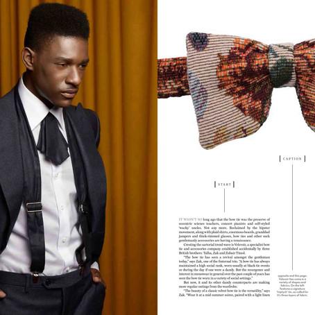 Debonair Magazine (UAE) Feature