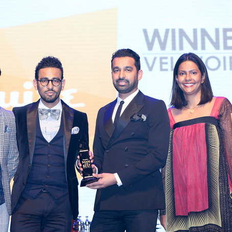 Velsvoir win Esquire Award