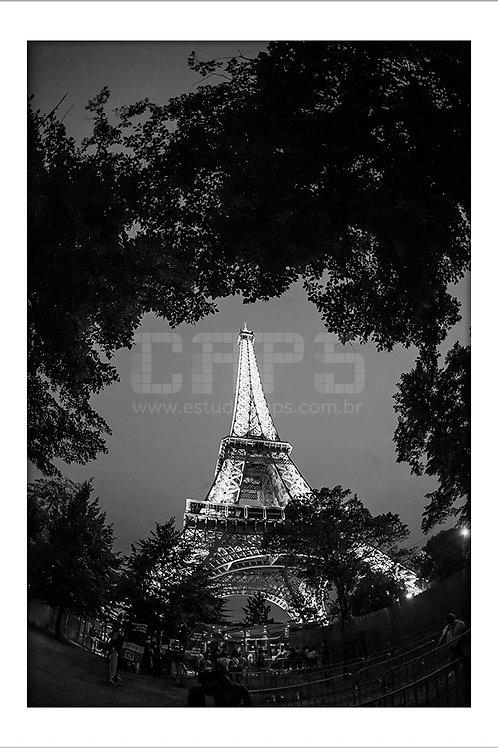 Torre Eiffel Night