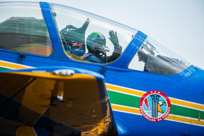 23 de Outubro - Dia do Aviador e da Força Aérea Brasileira.