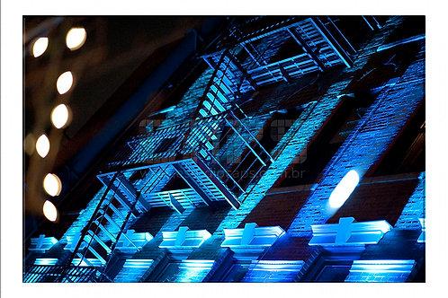 Escada Azul
