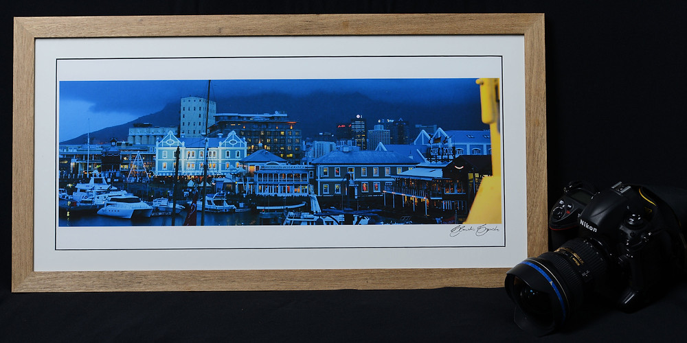 Foto: Claudio Capucho - Ampliação Fine Art, tamanho 20cm x 60cm, coleção Barcos - África do Sul
