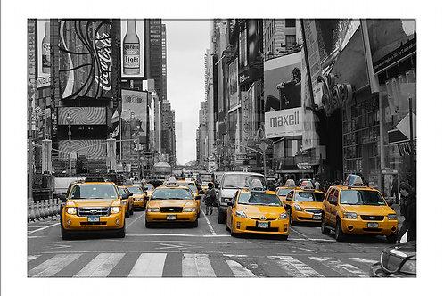 Táxi em Nova Iorque