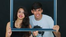 Ensaio fotográfico: Carolina e Matheus