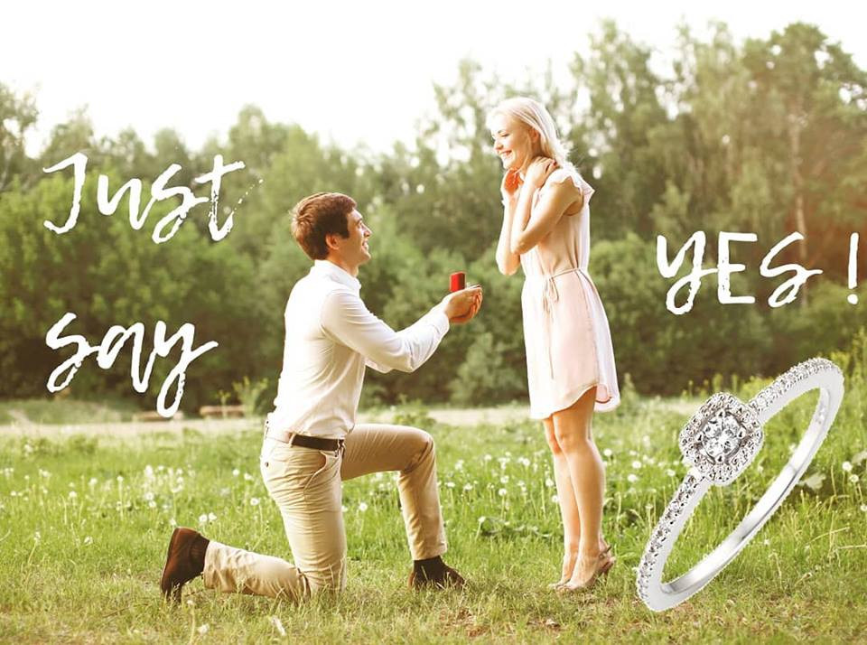 Verlobungsringe und Antragsringe