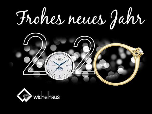 Frohes neues Jahr! 🎇