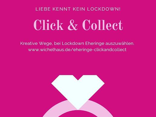 Liebe ❤️ kennt kein Lockdown!