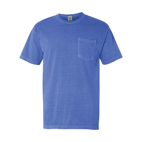 Comfort Colors Pocket Short Sleeve